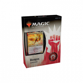 Magic: the Gathering - Guilds Of Ravnica: Guild Kit - Boros