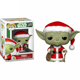 Funko Pop: Marvel - Holiday Santa Yoda