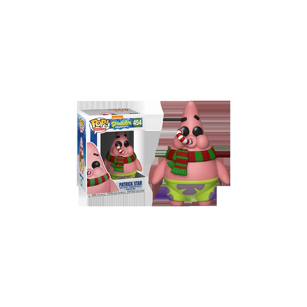 Funko Pop: SpongeBob SquarePants: Patrick Xmas