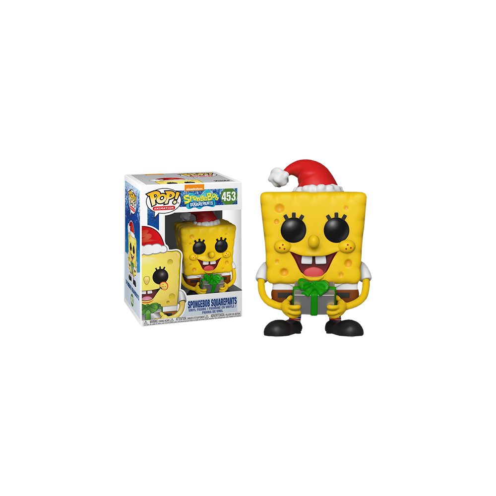 Funko Pop: SpongeBob SquarePants - SpongeBob Xmas
