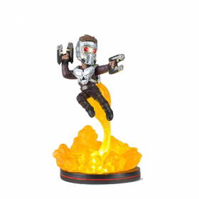 Marvel Comics Light-Up Q-Fig Figure Star Lord