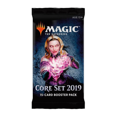 Magic: the Gathering - Core Set 2019 - Booster Pack