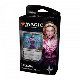 Magic: the Gathering - Core Set 2019 Planeswalker Deck - Liliana
