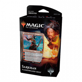 Magic: the Gathering - Core Set 2019 Planeswalker Deck - Sarkhan