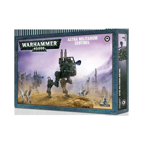 Warhammer: Astra Militarum Sentinel