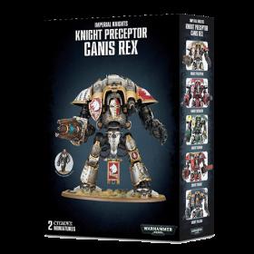 Warhammer: Knight Preceptor Canis Rex