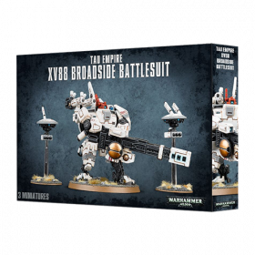 Warhammer: Tau Empire XV88 Broadside Battlesuits