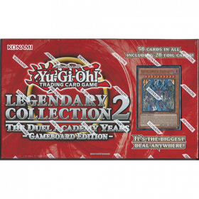 Yu-Gi-Oh! Legendary Collection 2 Gameboard Edition