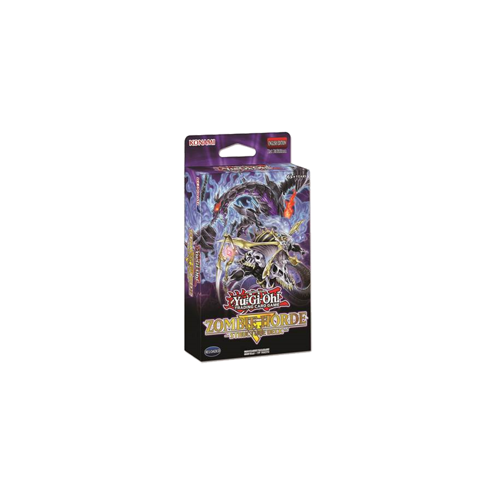 Yu-Gi-Oh!: Structure Deck: Zombie Horde