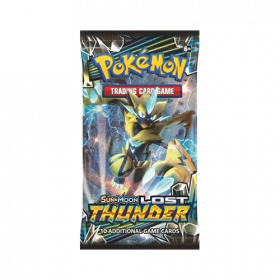 Pokemon Trading Card Game: Sun & Moon 8 Lost Thunder Booster