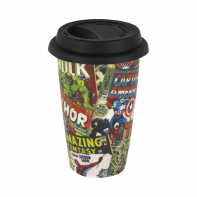 Marvel Comics Travel Mug Covers