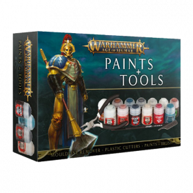 Warhammer: Age of Sigmar - Paints & Tools