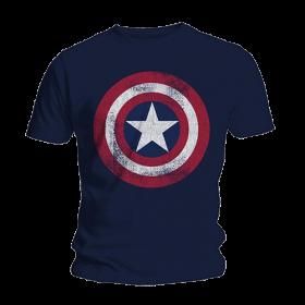 Captain America - Shield Distressed