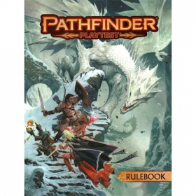 Pathfinder RPG 2nd Ed: Playtest Rulebook (Hardcover)