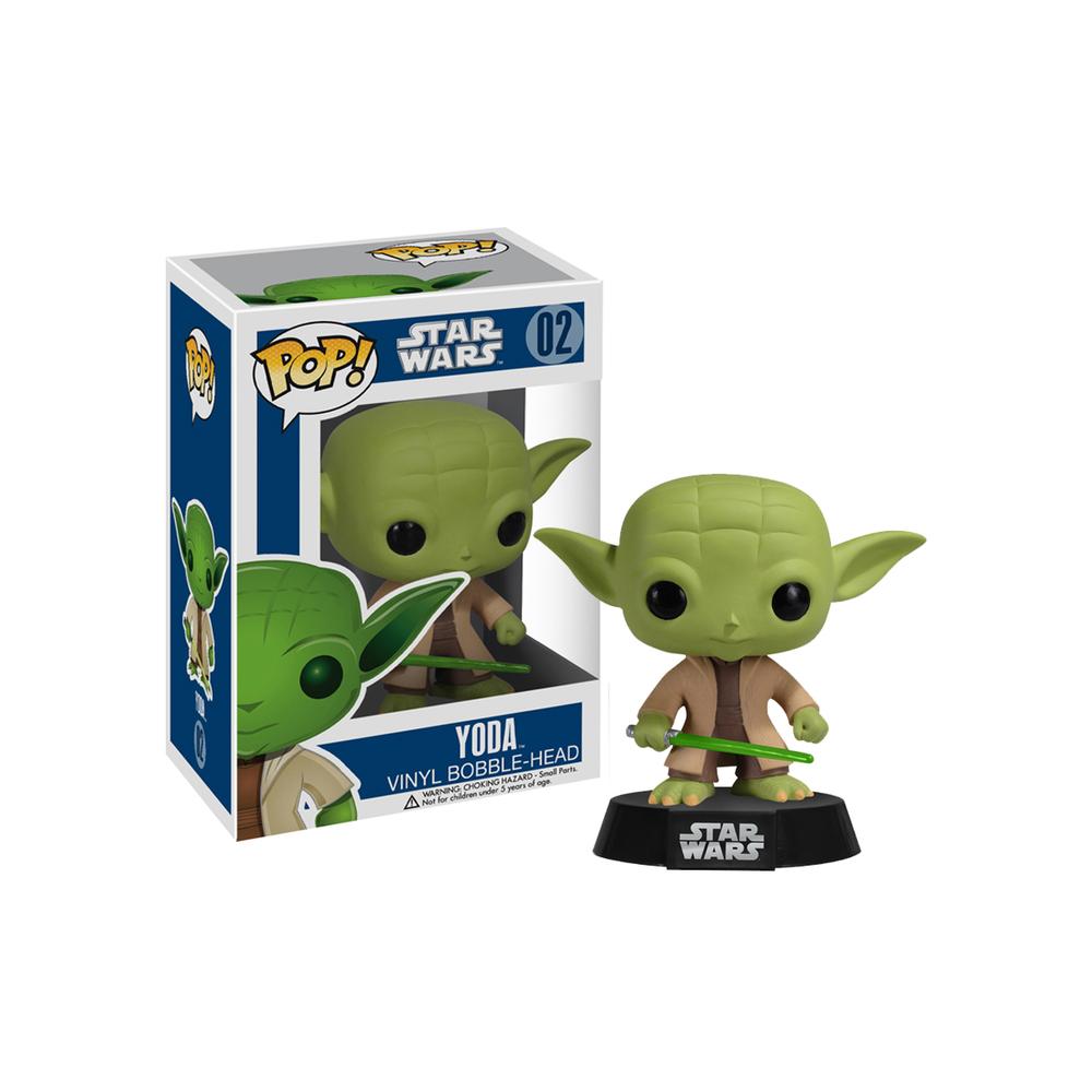 Funko Pop: Yoda (Bobble-Head)