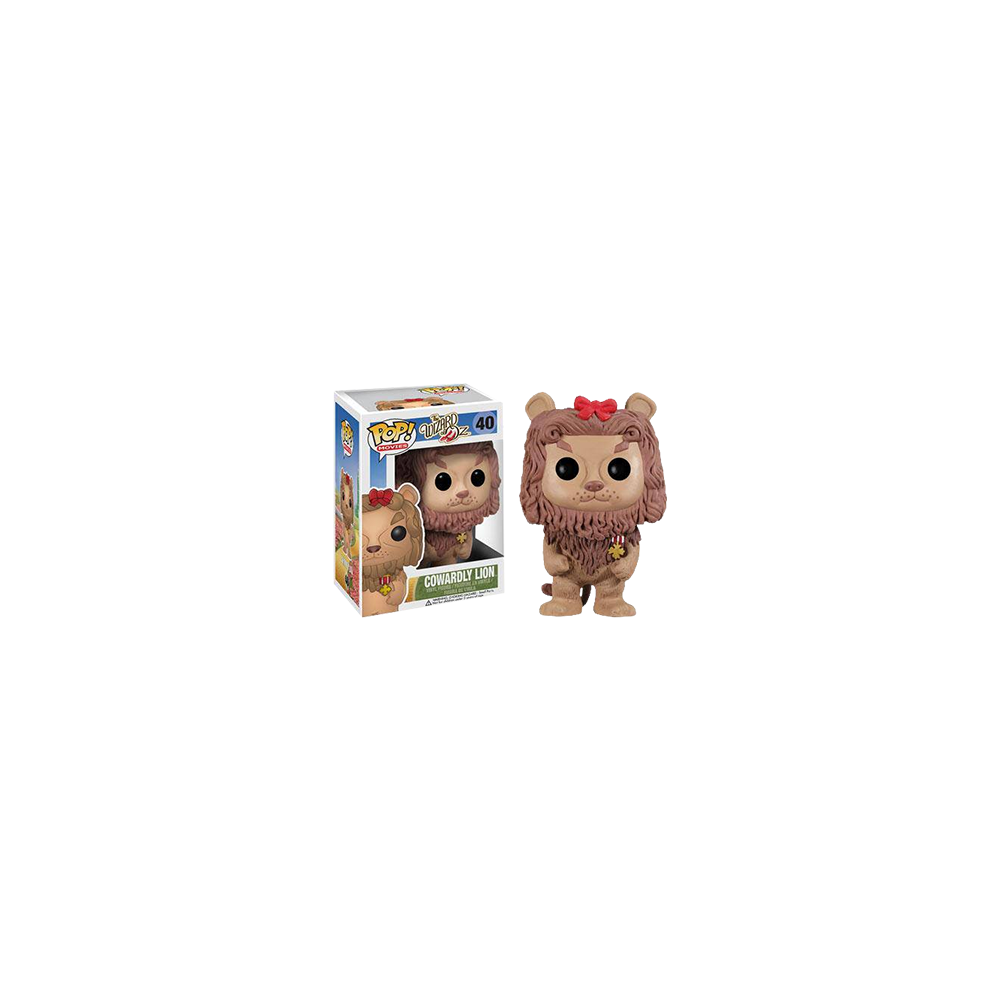 Funko Pop: Cowardly Lion