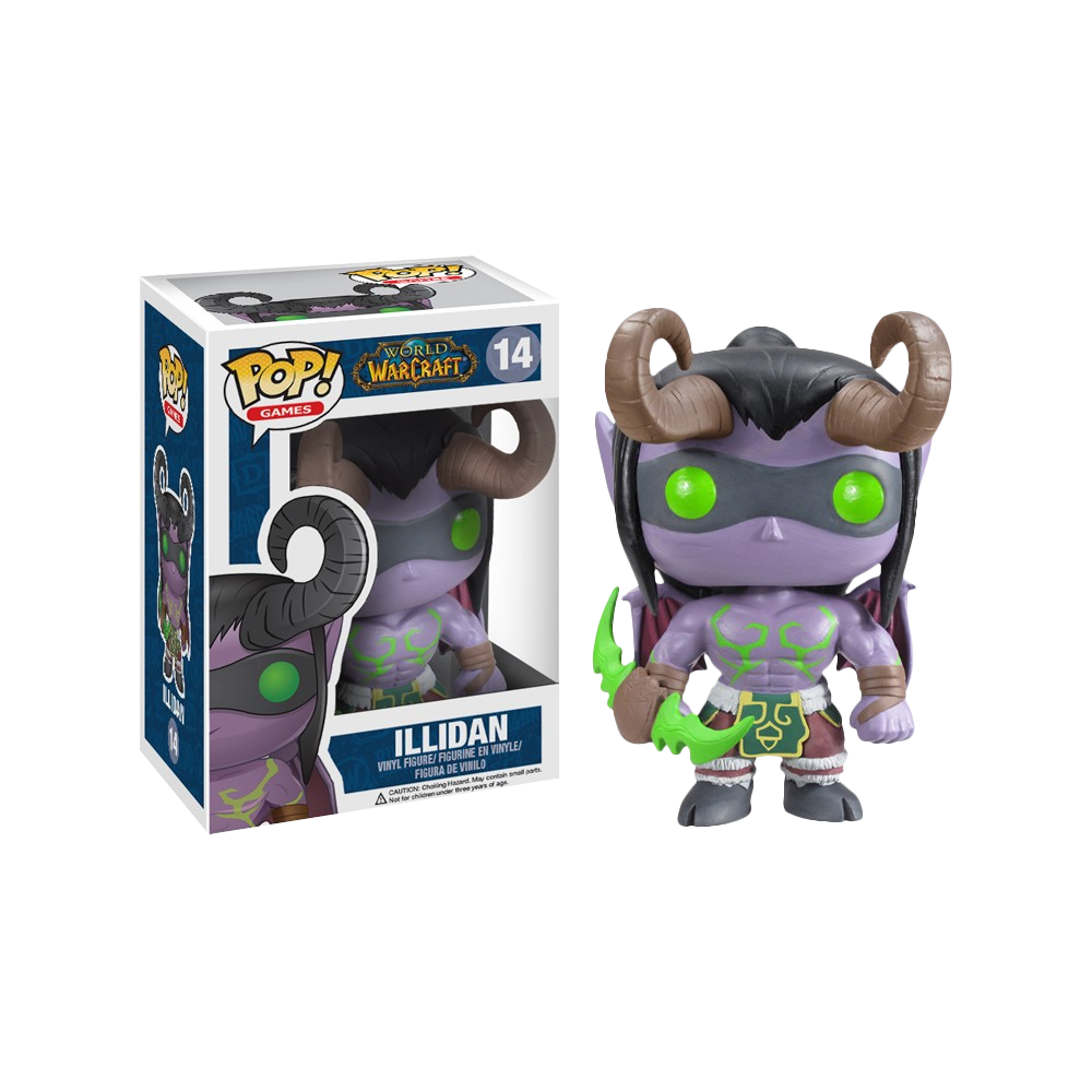Funko Pop: Illidan