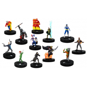 DC HeroClix: The Flash Gravity Feed