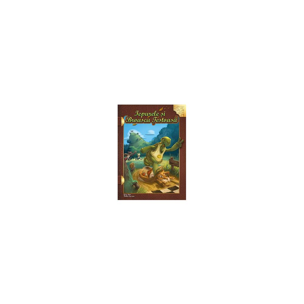 Basme şi Jocuri: Iepurele şi broasca ţestoasă