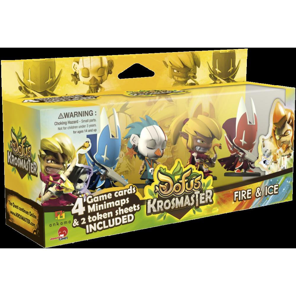 Krosmaster: Arena – Fire & Ice Expansion Pack
