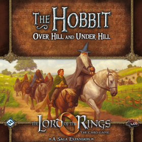 The Lord of the Rings: The Card Game – The Hobbit: Over Hill and Under Hill