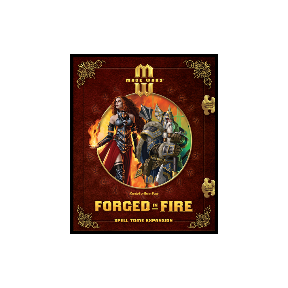 Mage Wars: Forged in Fire – Spell Tome Expansion