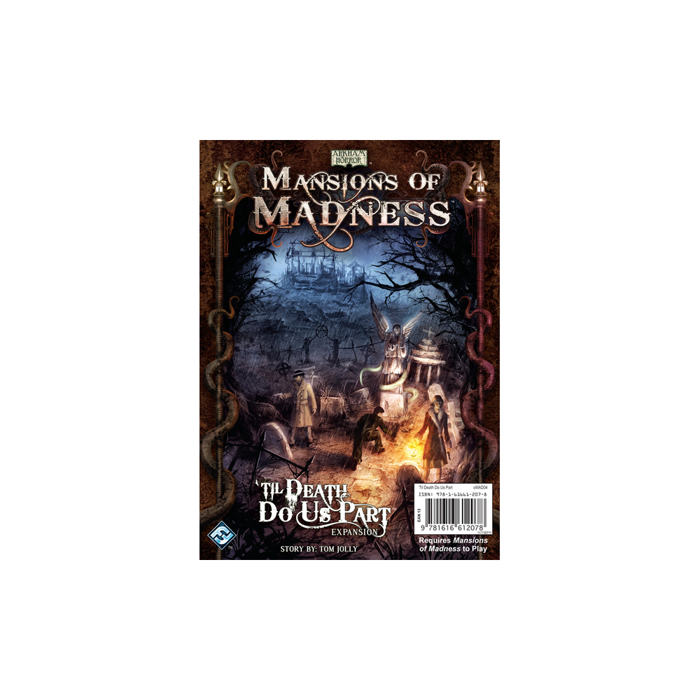 Mansions of Madness: 'Til Death Do Us Part