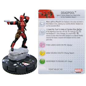 Marvel HeroClix - Deadpool Gravity Feed
