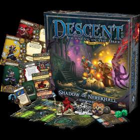 Descent: Journeys in the Dark (ediţia a doua) – Shadow of Nerekhall