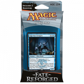 Magic: the Gathering - Fate Reforged Intro Pack: Cunning Plan