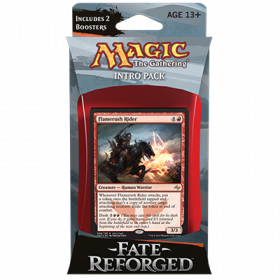 Magic: the Gathering - Fate Reforged Intro Pack: Stampeding Hordes