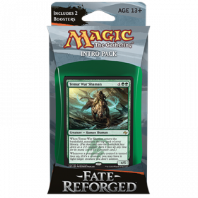 Magic: the Gathering - Fate Reforged Intro Pack: Surprise Attack