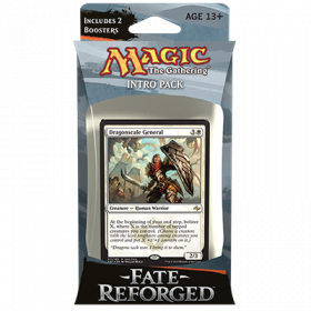 Magic: the Gathering - Fate Reforged Intro Pack: Unflinching Assault