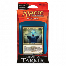 Magic: the Gathering - Khans of Tarkir Intro Pack: Jeskai Monks