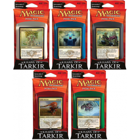 Magic: the Gathering - Khans of Tarkir Intro Pack: Sultai Schemers