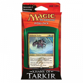 Magic: the Gathering - Khans of Tarkir Intro Pack: Temur Avalanche