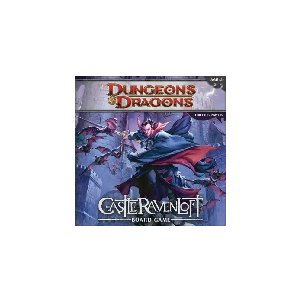 Dungeons&Dragons: Castle Ravenloft Board Game