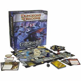 Dungeons&Dragons: Castle Ravenloft Board Game