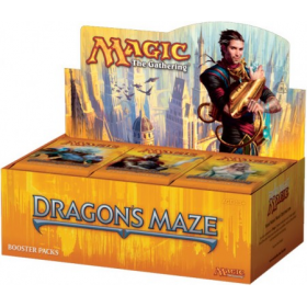 Magic: the Gathering - Booster Pack: Dragon's Maze