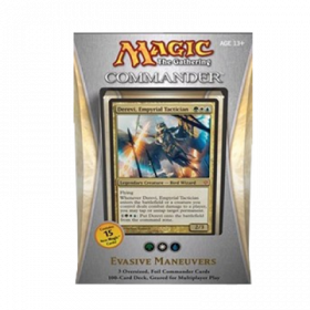 Magic: the Gathering - Commander: Evasive Maneuvers