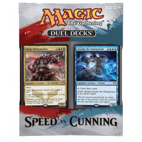 Magic: the Gathering - Duel Decks: Speed vs. Cunning