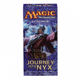 Magic: the Gathering - Event Deck: Journey Into the Nyx