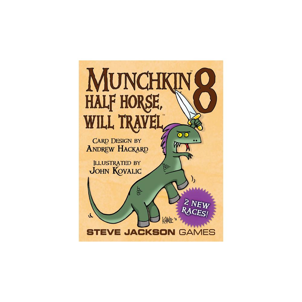 Munchkin 8: Half Horse
