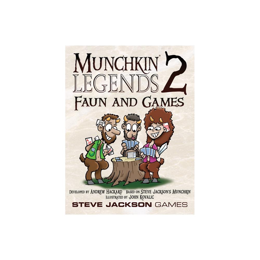 Munchkin Legends 2: Faun and Games
