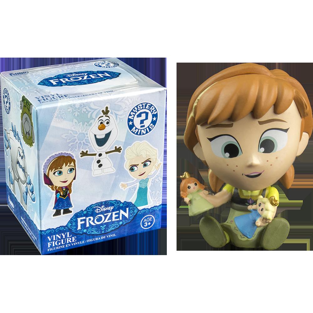 Mystery Mini Blind Box: Frozen