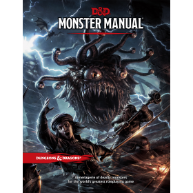 Dungeons & Dragons Core Rulebook: Monster Manual