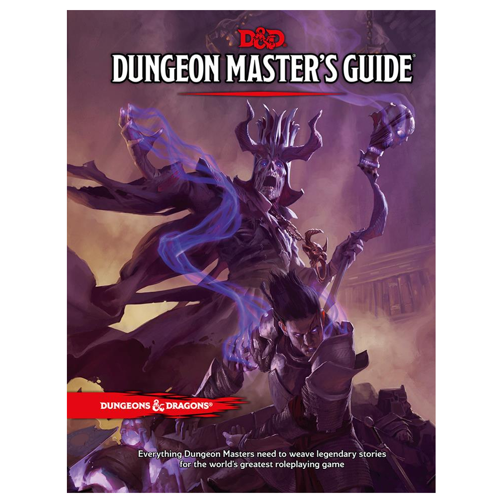 Dungeons & Dragons Core Rulebook: Dungeon Master's Guide