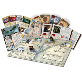 Eldritch Horror: Mountains of Madness