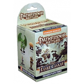 Pathfinder Battles: The Lost Coast Miniatures Standard Booster