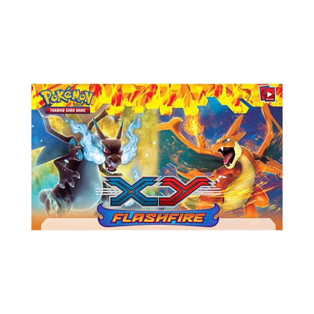Pokemon Trading Card Game: XY2 Flashfire